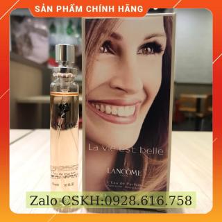 Nước Hoa Mini Lancome La Vie 20ml Hương Thơm Nhẹ Dịu Nước Hoa Nữ Mùi Ngọt Cực Thơm thumbnail