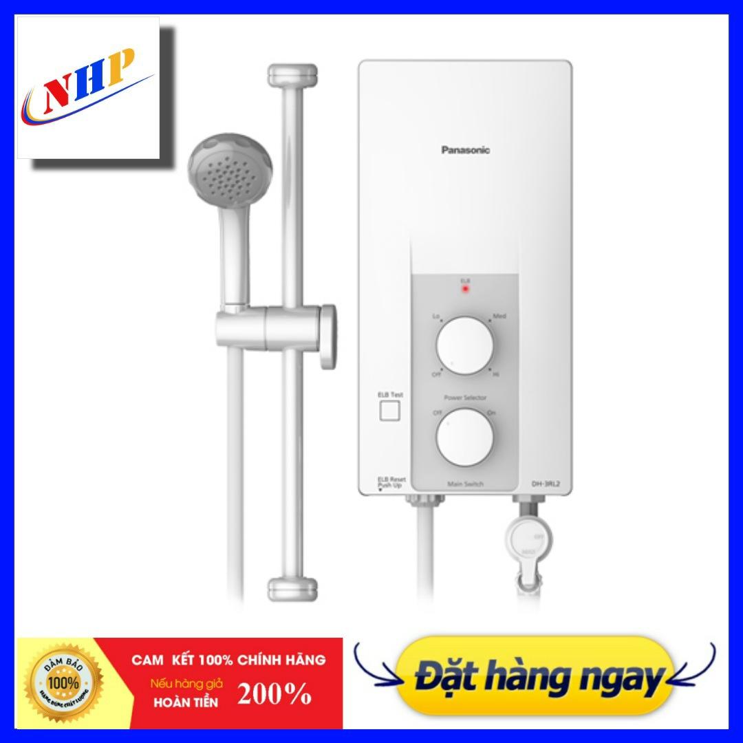 [HCM]Máy nước nóng Panasonic DH-3RL2VH