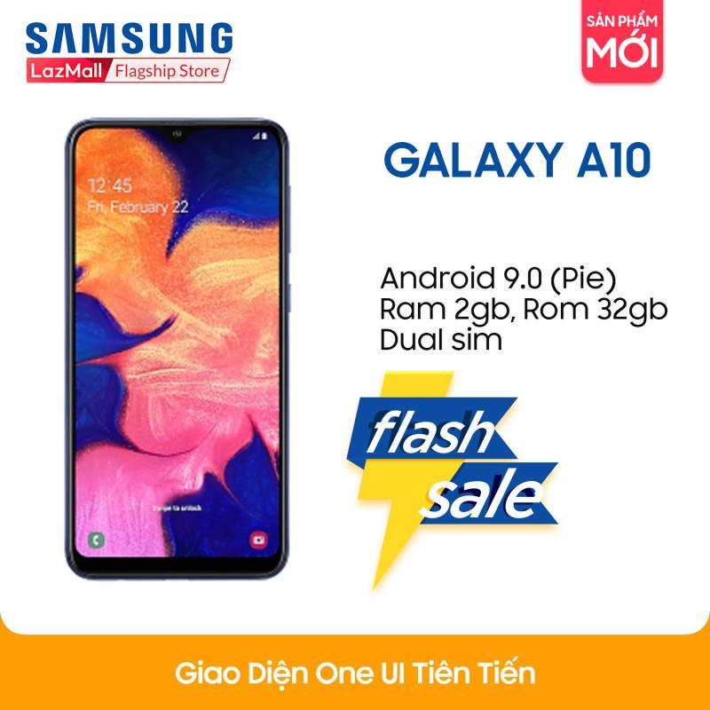 Điện thoại Samsung Galaxy A10 32GB/2G - Hàng phân phối chính hãng