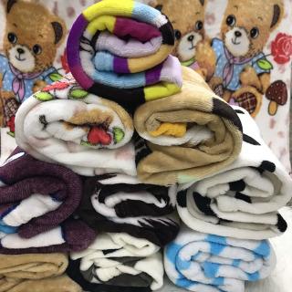 TANOSA Chăn lông tuyết trẻ em kích thước 70 x 100 cm siêu mềm mịn, nhiều kiểu dáng thumbnail