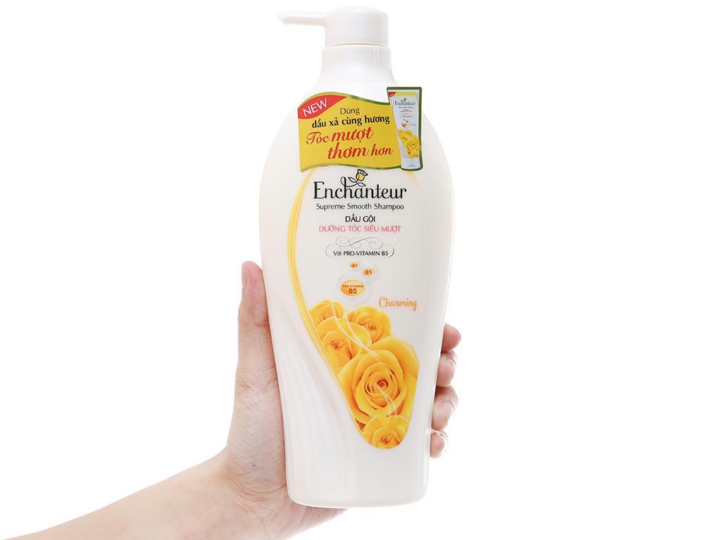 Dầu gội Enchanteur 650 dưỡng tóc siêu mượt giá rẻ