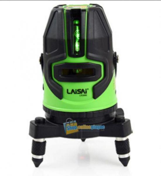 Máy cân bằng Laser 3 tia xanh LAISAI LSG686D3