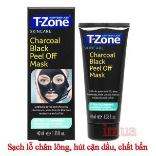 Tẩy Tê Ba o Chết T-Zone Charcoal Purifying 75ml sạch da kháng khuẩn thumbnail