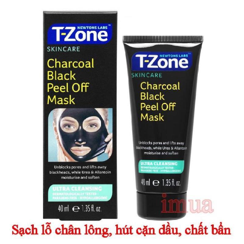 Tẩy Tế Bào Chết T-Zone Charcoal Purifying 75ml sạch da kháng khuẩn