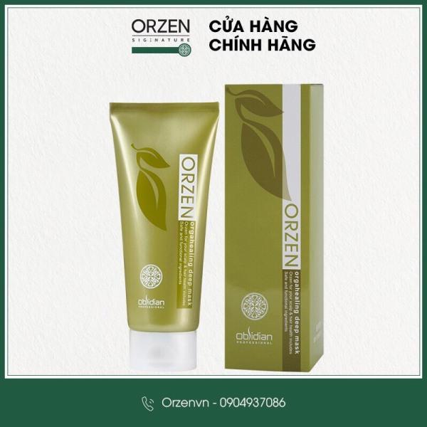 Mặt nạ chống rụng tóc Orzen Hàn Quốc 200ml