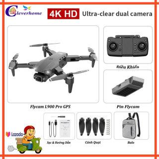 Flycam Mini Drone Camera 4k Cao Cấp Có Định Vị, Động Cơ Không Chổi Than, Thời Gian Bay 30p Tầm Bay 2000m (Tặng Kèm BaLo) thumbnail