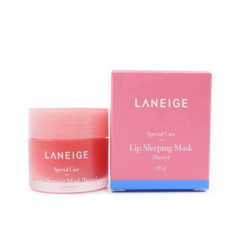 Mặt Nạ Ủ Môi Laneige Lip Sleeping Mask Berry giá rẻ