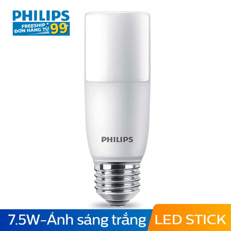Bóng đèn Philips LED DLStick 7.5W E27 - Ánh sáng trắng/ Ánh sáng vàng