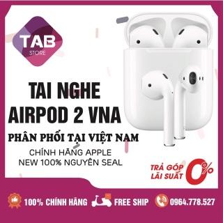 (VN A ) Tai Nghe Airpod 2 New Nguyên Seal - Việt Nam Phân Phối thumbnail