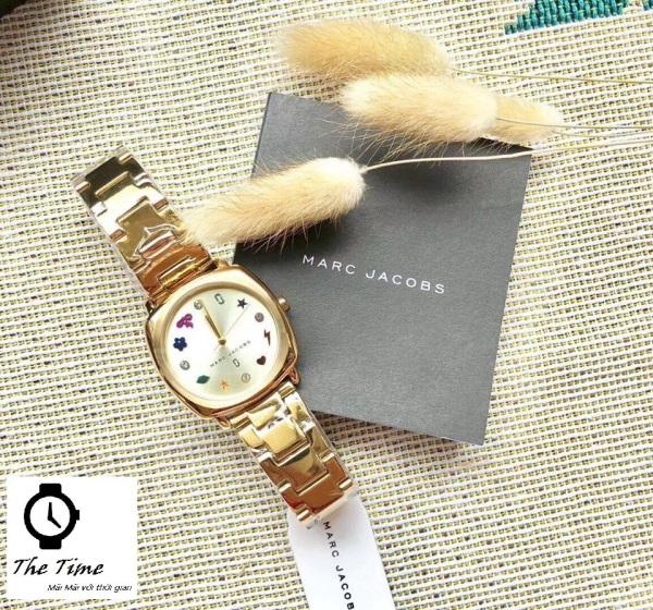 Đồng hồ nữ MARC JACOBS #MJ35 case 34mm.5ATM bán chạy