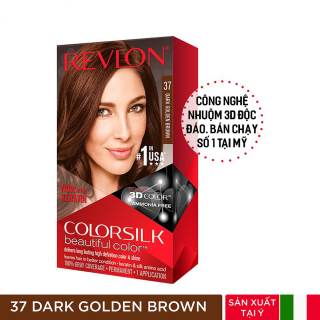 Nhuộm tóc thời trang Mỹ Revlon Colorsilk 3D Color Gel thumbnail