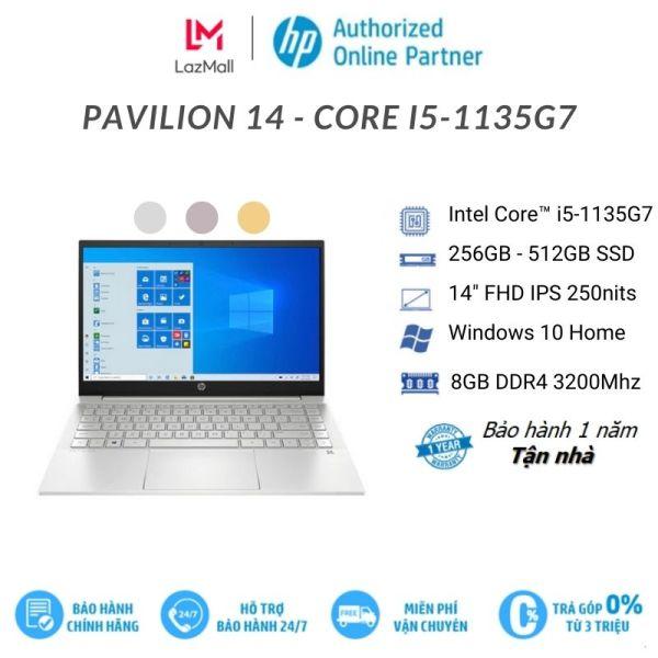Bảng giá Laptop HP Pavilion 14 (dv0536TU / dv0511TU / dv0512TU ) (Core i5-1135G7 | 8GB | 256GB-512GB | Intel Iris Xe | 14 Inch FHD | Win 10 ) Phong Vũ