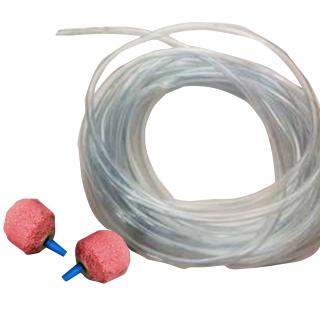 Bộ 2 m dây sủi và 2 Quả sủi khí ô xi (giá cho 1 bộ) dành cho bể cá mini thumbnail