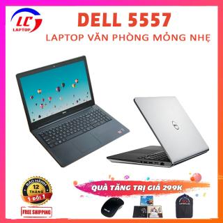 Máy Tính Văn Phòng Giá Rẻ, Laptop Đồ Họa Dell 5557, i5-6200U, VGA Rời Nvidia 930M- 2G, Màn 15.6HD, Laptop Dell, Laptop i5 thumbnail