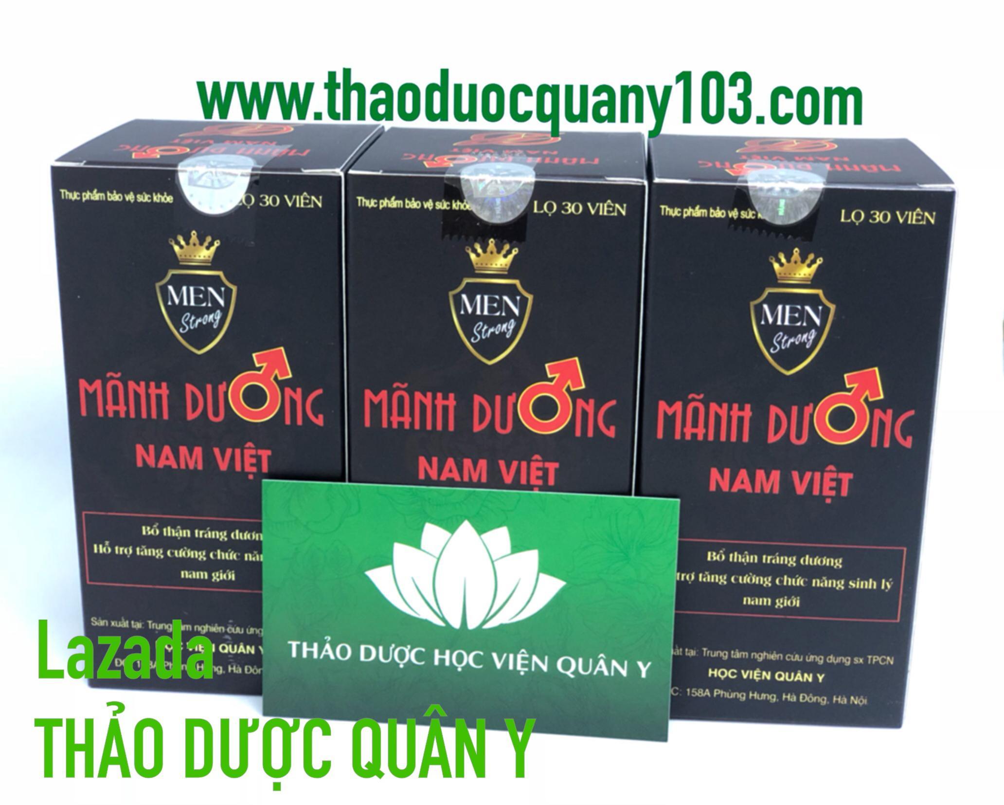 03 hộp Mãnh Dương Nam Việt - HVQY