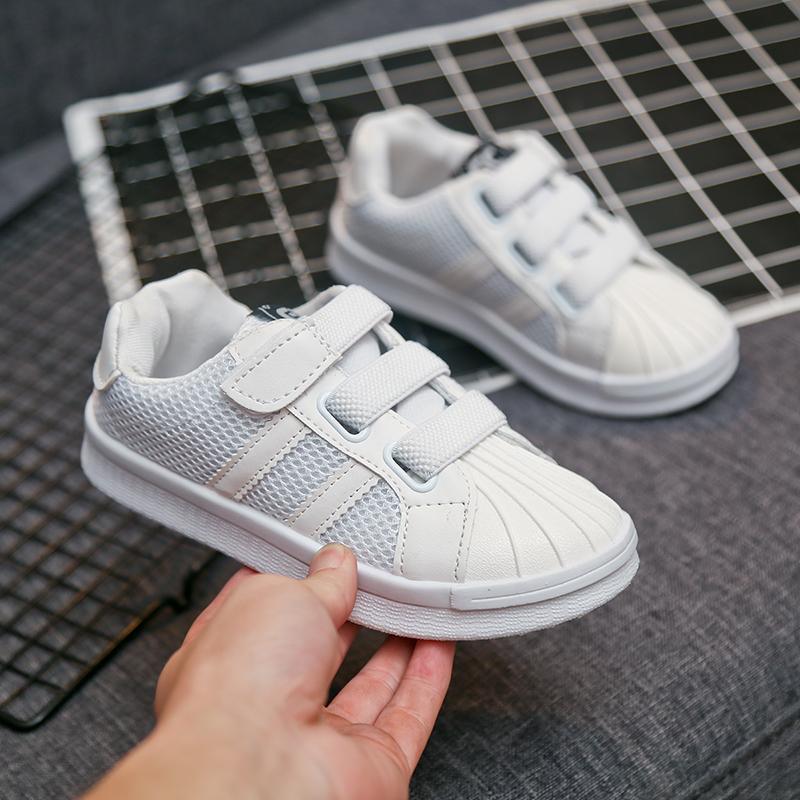 Giày thể thao cho bé trai bé gái 2 sọc-GTE9 tại Shoptienich92