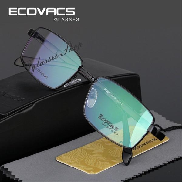 Giá bán Kính viễn trung niên, Lão Eco V081 Eyeglasses Japan