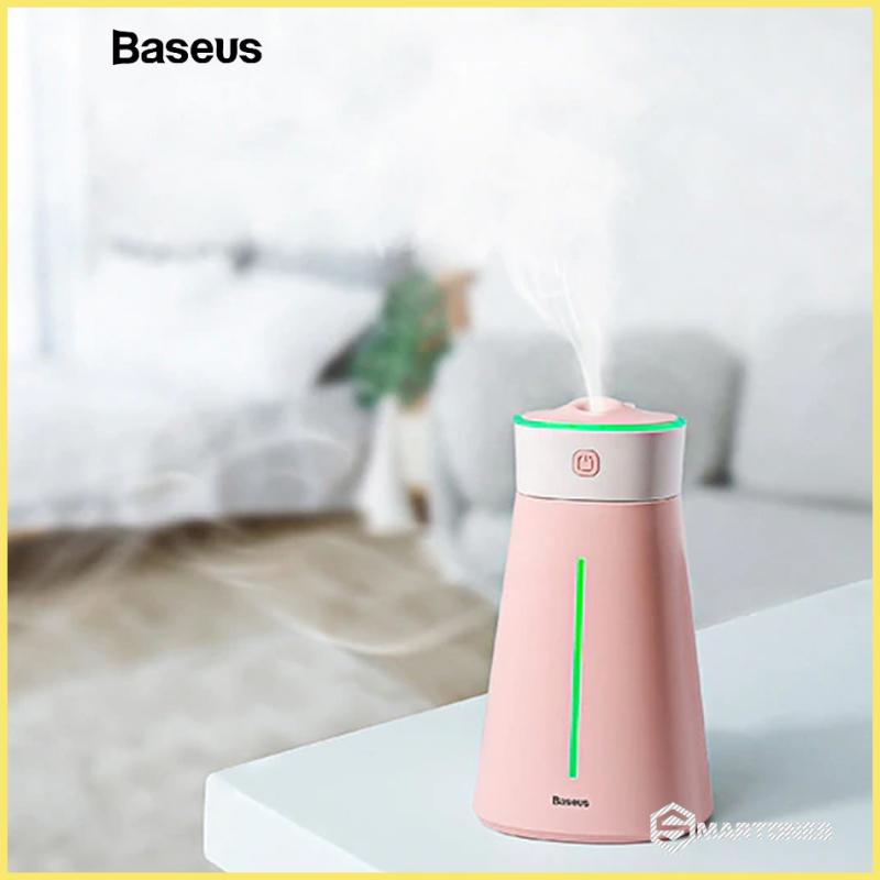 Máy phun sương tạo độ ẩm không khí Baseus  Slim Waist dung tích 380ml 12h sử dụng liên tục cho phòng làm việc , phòng ngủ