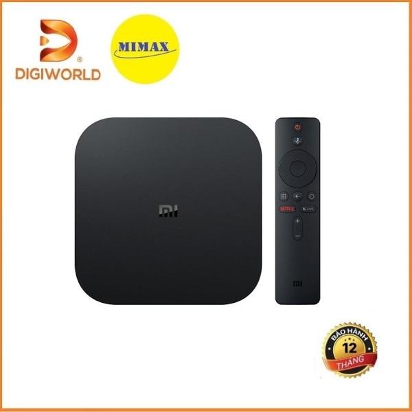 Bảng giá [Hỗ Trợ Tiếng Việt] Android Tivi Box Xiaomi Mibox S 4K Global | MDZ-22- AB | Bản Quốc tế | Hàng Chính Hãng | DIGIWORLD