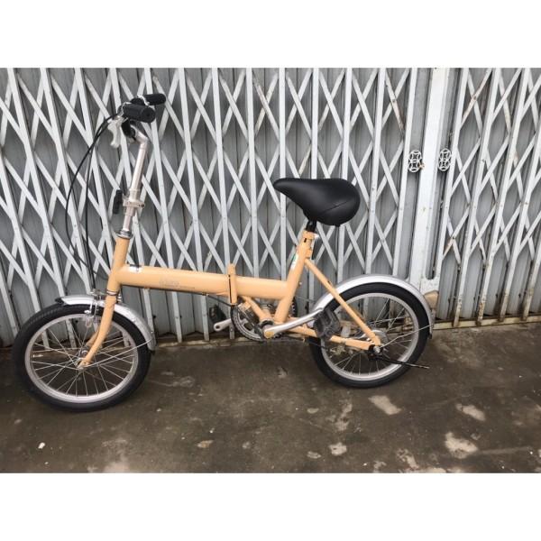 Phân phối Xe Đạp Gấp Sunstar Bike Bánh 16 Inch, Bộ Truyền Động Nhiều Tốc Độ Hàng Nhật Bãi.