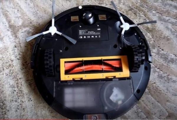 Robot hút bụi lau nhà thương hiệu Đức Abir X6