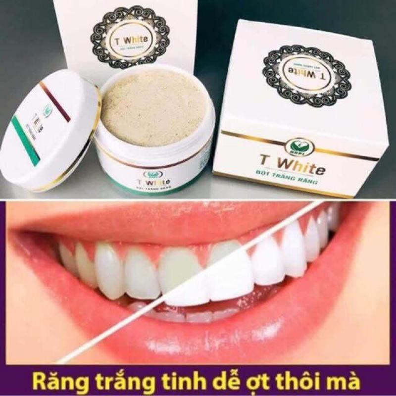 Bột Trắng Răng T-White Giảm Hôi Miệng-Răng Ố Vàng giá rẻ