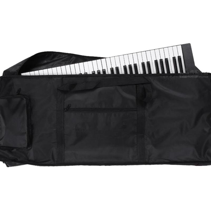 Waterproof Case Instrument Electronic Organ Package Keyboard Bag Universal Cover Black Thickened Multi Functional Travel