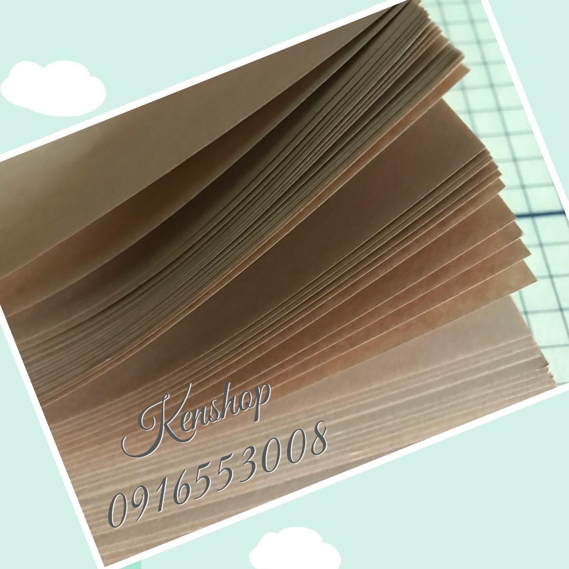 Mua 100 tờ giấy Kraft kt 25x35 70gsm