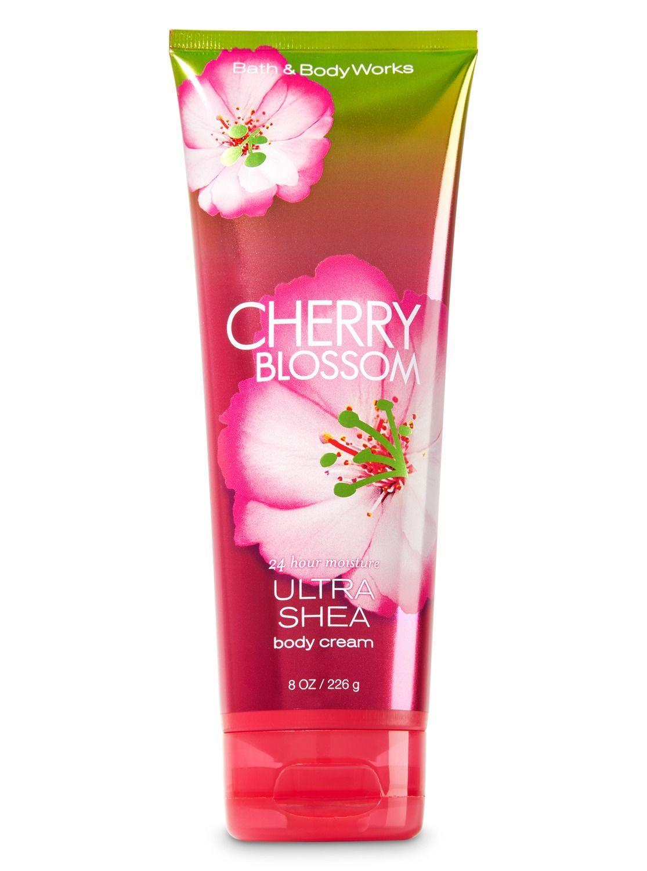Kem dưỡng ẩm cơ thể Bath & Body Works Cherry Blossom Ultra Shea Body Cream 226g (Mỹ)