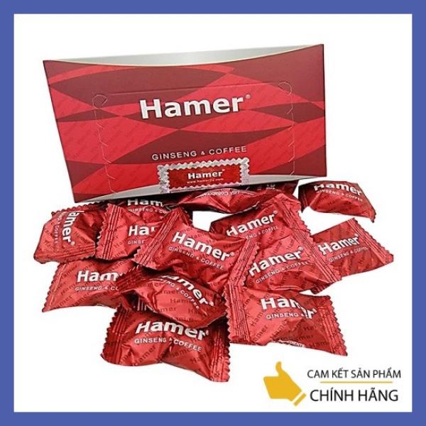 [HCM]3 viên  5 viên  10 viên Kẹo Sâm Hamer Candy  [cuhẩn auth date 2024] kẹo sâm Hamer Mạnh Hơn Kẹo Sâm Xtreme - Chính Hãng Công Ty cao cấp