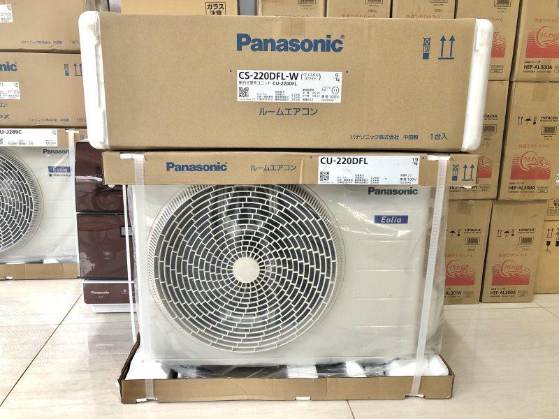 Bảng giá Điều hòa Panasonic CS-220DFL, 9.000BTU nội địa nhật