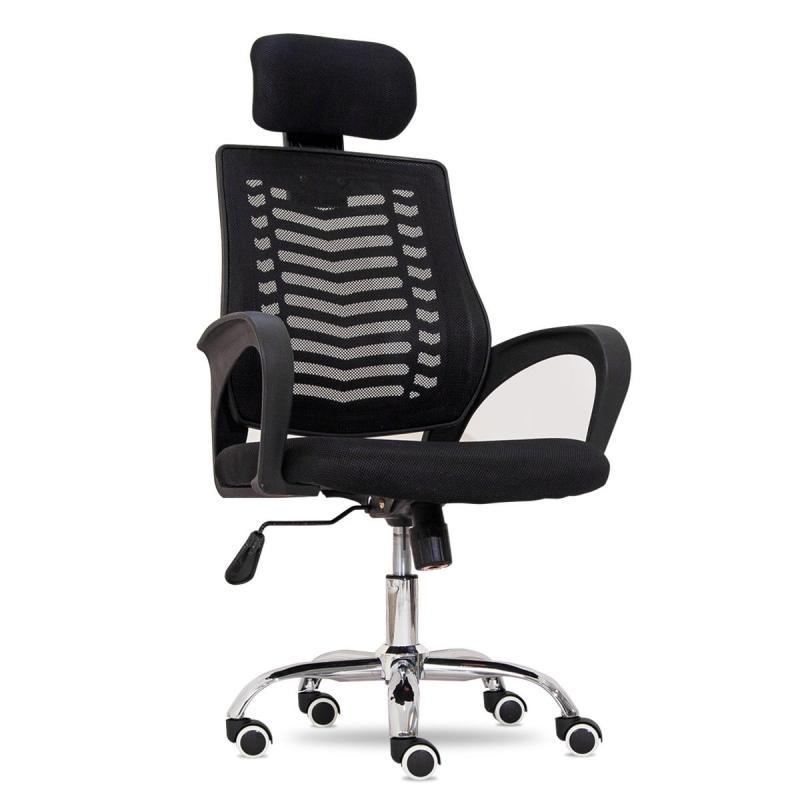 Ghế văn phòng - Chân xoay - Lưới lưng - Ghế nhân viên - Nội thất QĐ - GX410 giá rẻ