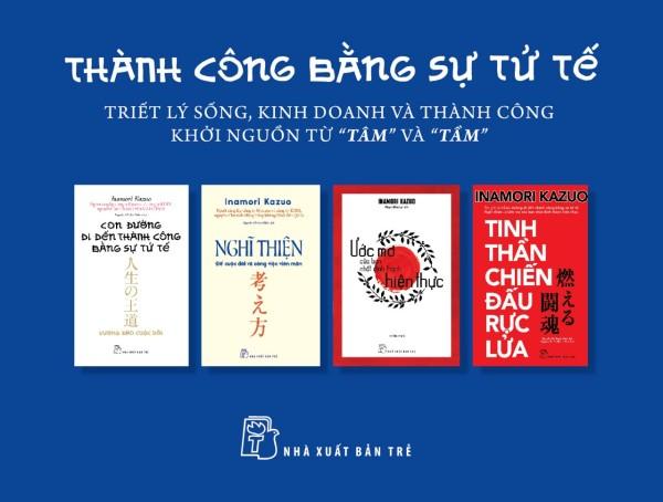 Combo. Thành công bằng sự tử tế (4 cuốn)