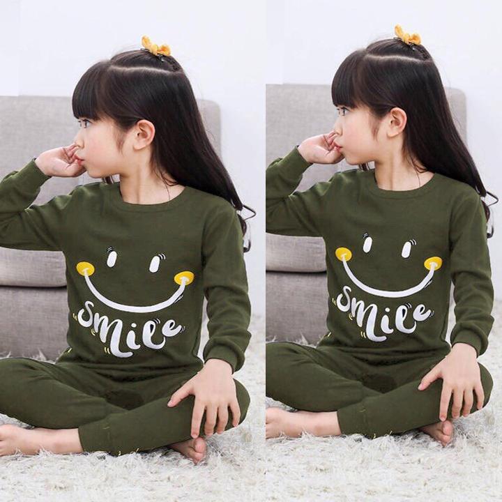 Bộ quần áo thu đông mặt cười dễ thương cho bé trai bé gái- Đọc hướng dẫn chọn size dưới chi tiết