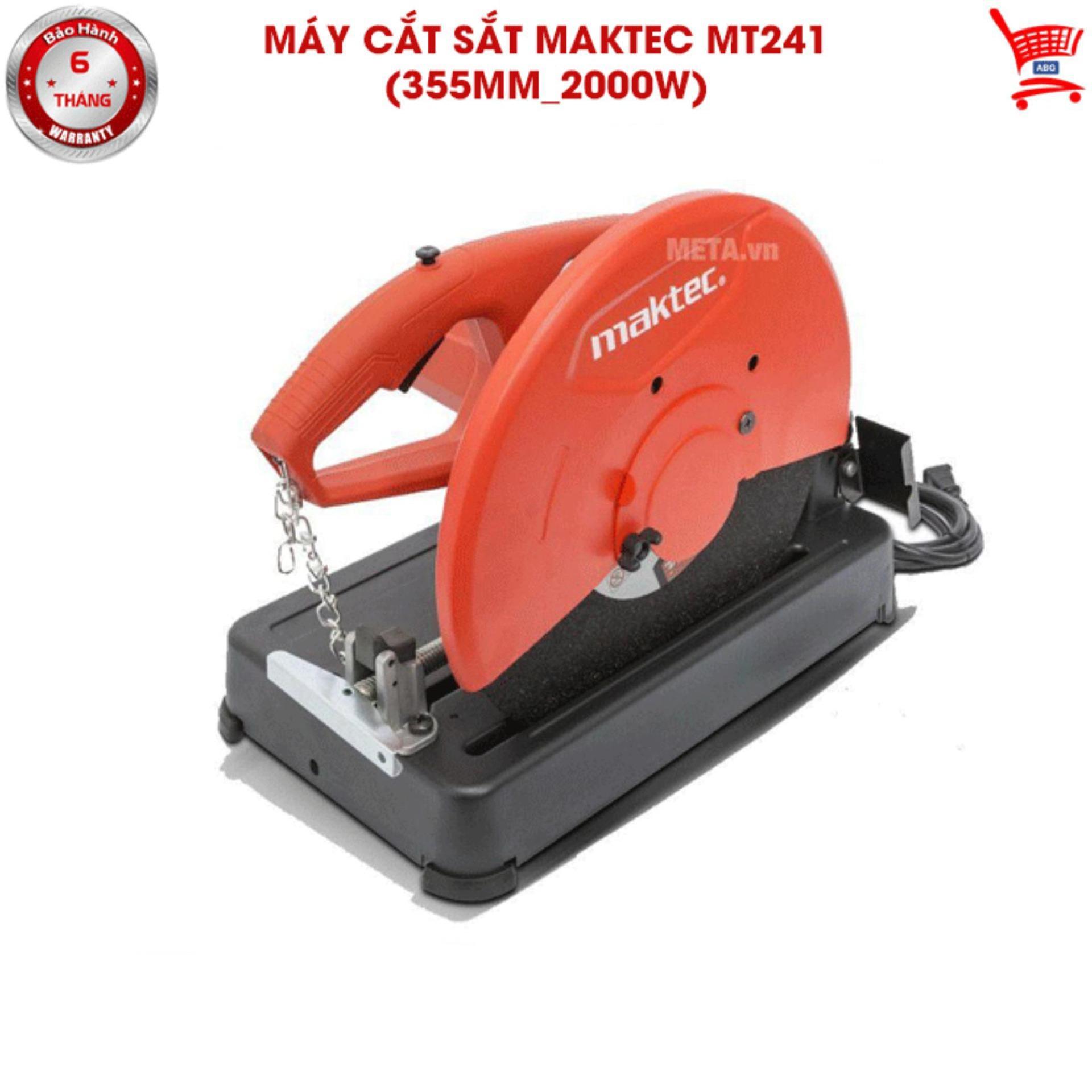 Máy cắt sắt MAKTEC MT241 (355MM_2000W) -ABG SHOP