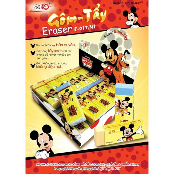 Mua Gôm/ tẩy nhân vật Disney Mickey TP-E017/mi (vỉ 1 cục) cam kết hàng đúng mô tả chất lượng đảm bảo không chứa hóa chất độc hại an toàn cho trẻ em