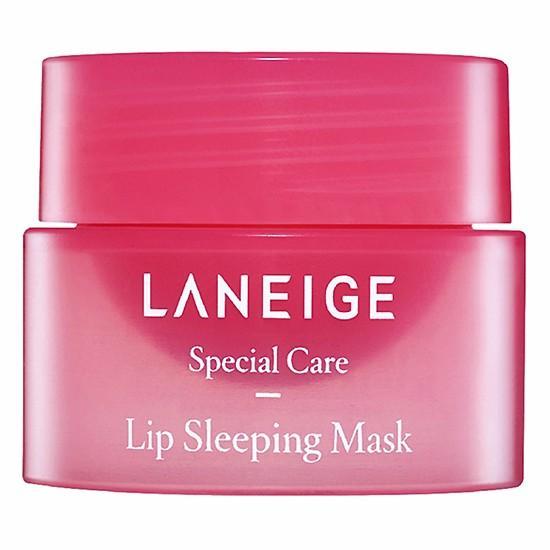 Mặt nạ ngủ môi Laneige Lip Sleeping Mask Berry 3g tốt nhất