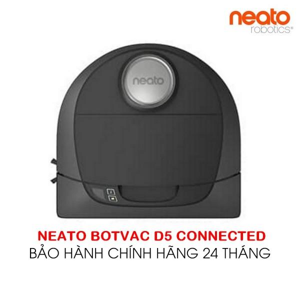 Robot hút bụi NEATO BOTVAC D5 - Hàng chính hãng Bảo hành 24 tháng 1 đổi 1
