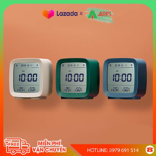 Đồng hồ báo thức Xiaomi đo nhiệt độ, độ ẩm Qingping CGD1 thông minh - Bảo Hành Chính Hãng