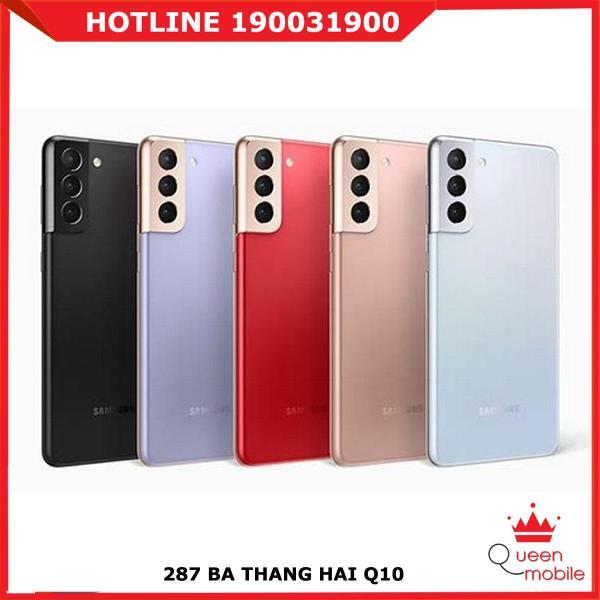 Điện thoại Samsung  S21+ (S21 Plus) 128GB   Chính Hãng New Seal FullBox