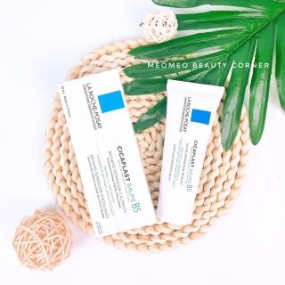 Kem dưỡng giúp làm dịu làm mượt làm mát phục hồi da phù hợp cho trẻ em La Roche-Posay Cicaplast Baume B5 40ml thumbnail
