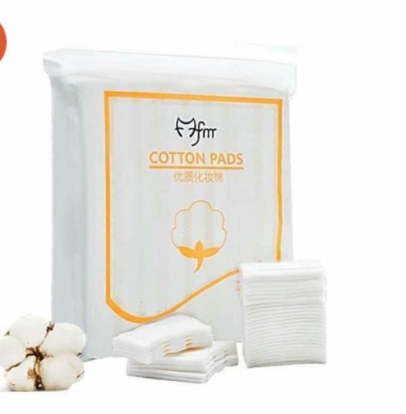 Gói 222 miếng bông tẩy trang 100% cotton mềm mại