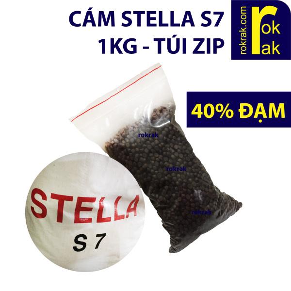 Cám cá Stella S7 1Kg Thức ăn cho cá chép Koi cảnh