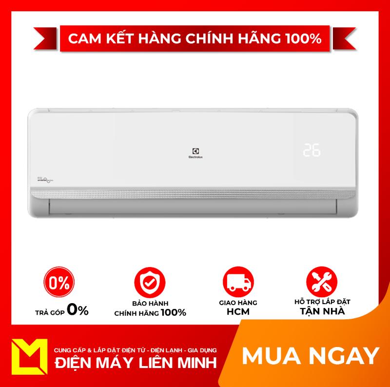 Bảng giá Máy lạnh Electrolux Inverter 1 HP ESV09CRR-C7 - Dòng Vita mới -Chế độ Tự động/Làm mát/Khô/Quạt -Made in Thailand