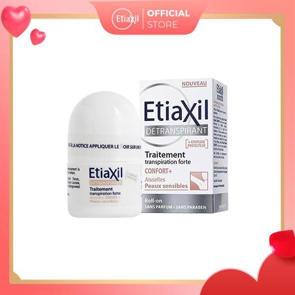 Etiaxil Detranspirant Confort+ Peaux Sensibles - Etiaxil Ngăn Mồ Hôi Dành Cho Da Siêu Nhạy Cảm (Màu Nâu)