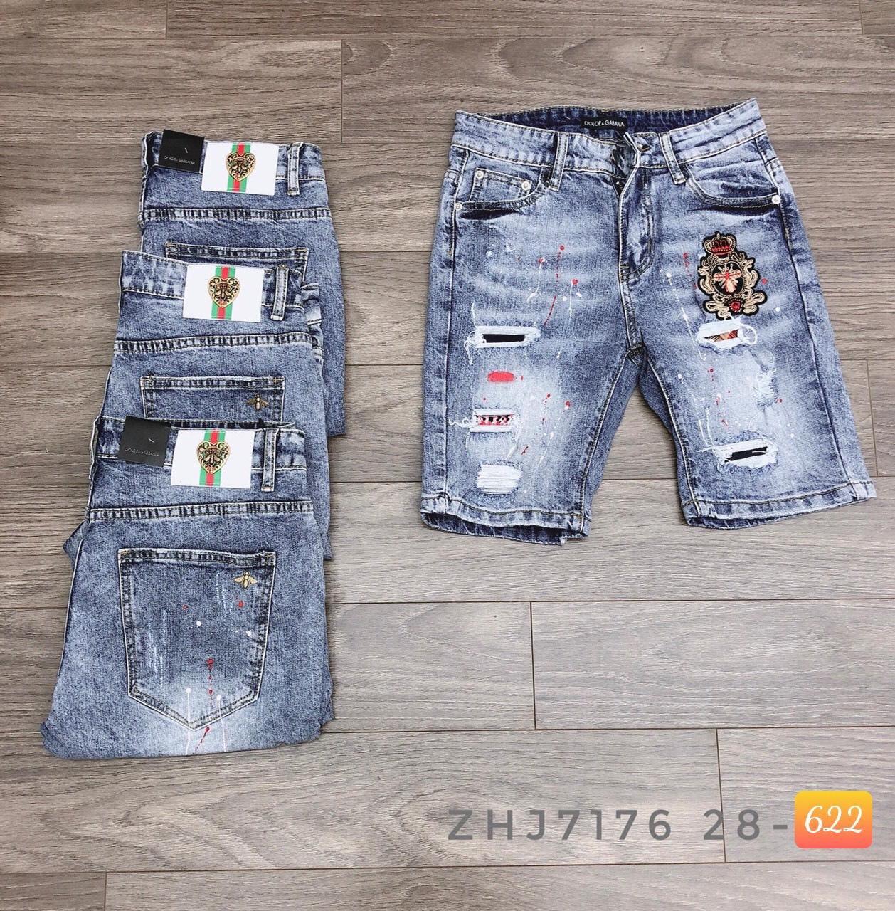 (có video) Quần short jean nam, quần bò nam trẻ trung năng động, chất liệu co dãn tốt,thoáng mát,form chuẩn,hot trend phù hợp cho mọi lứa tuổi MT32