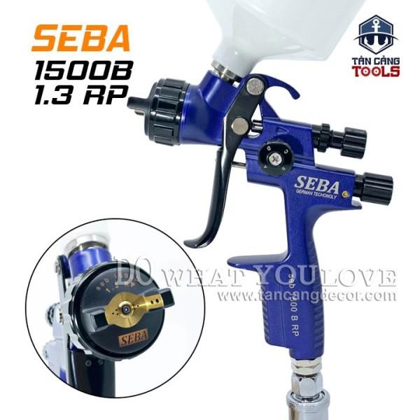 Súng Phun Sơn Seba 1500B 1.3 mm RP 600 cc