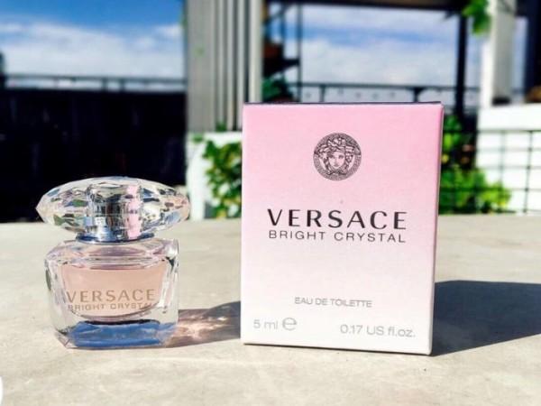 Nước Hoa Mini nữ chính hãng Versace Bright Crystal