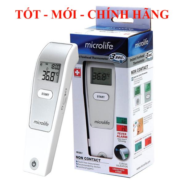Nhiệt kế hồng ngoại đo trán Microlife FR1MF1 Thụy Sĩ