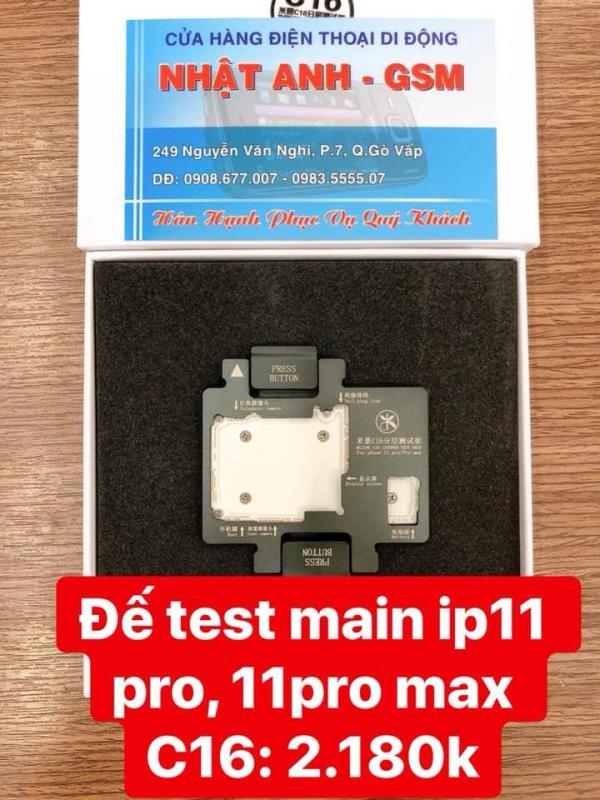 Đế Test Main IPhone 11, Iphone 11 Pro, Iphone 11 Pro Max